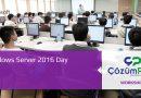 Workshop: Windows Server 2016 Day – 14 Mayıs 2016