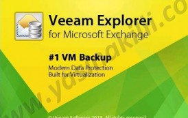 Veeam Explorer For Exchange Tool'u ile Silinen Exchange Maillerinin Kurtarılması