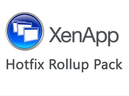 Citrix XenApp 6.5 Hotfix Rollup Pack 4 for Microsoft Windows Server 2008 R2