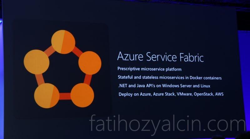 Azure Service Fabric önizleme sürümü Linux için kullanıma sunuldu