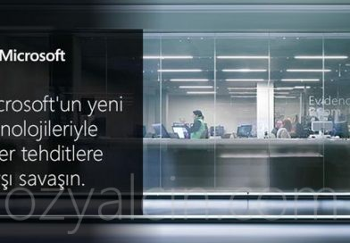 Microsoft Siber Güvenlik Web Semineri 2016