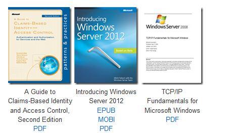 Microsoft ucretsiz ebook serisi 2