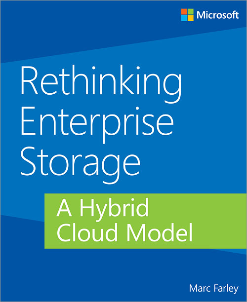 Ücretsiz eBook : Rethinking Enterprise Storage (A Hybrid Cloud Model)