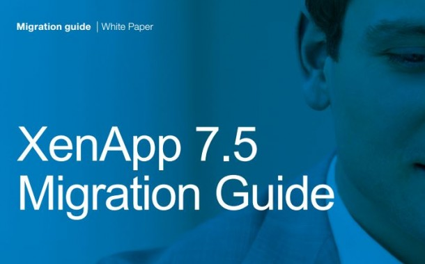 XenApp 7.5 Migration Guide (PDF)