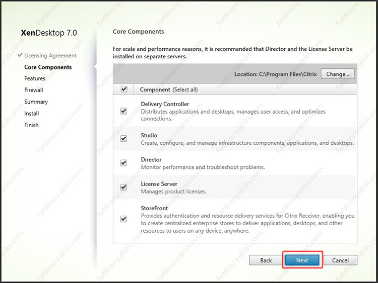 XenDesktop7-Install-05