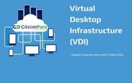 ÇözümPark – Sanal Masa Üstü Etkinliği – Virtual Desktop Infrastructure VDI Day